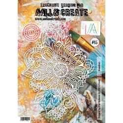 AALL AND CREATE STENCIL - 85