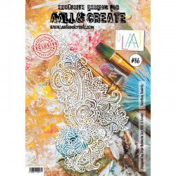 AALL AND CREATE STENCIL - 86