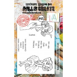 AALL AND CREATE STAMP CLEAR -475