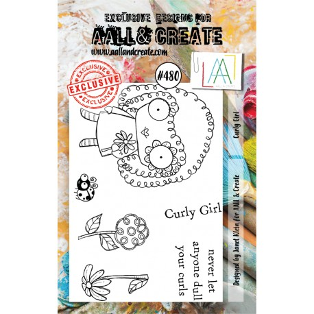 AALL AND CREATE STAMP CLEAR -480