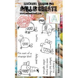 AALL AND CREATE STAMP CLEAR -464