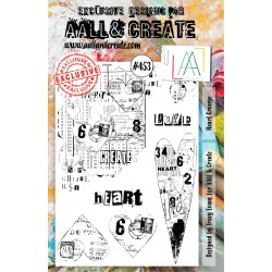 AALL AND CREATE STAMP CLEAR -453