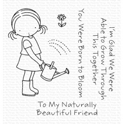 MFT GROW TOGETHER CLEAR STAMPS