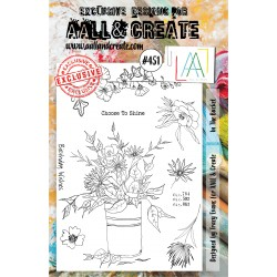 AALL AND CREATE STAMP CLEAR -451