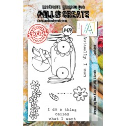 AALL AND CREATE STAMP CLEAR -479