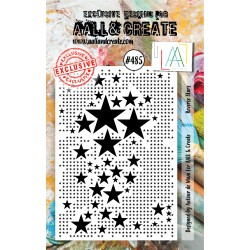AALL AND CREATE STAMP CLEAR -485