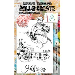 AALL AND CREATE STAMP CLEAR -458