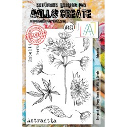 AALL AND CREATE STAMP CLEAR -452