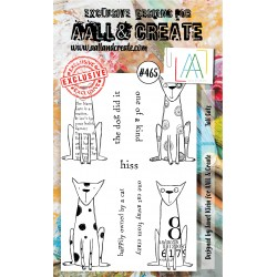 AALL AND CREATE STAMP CLEAR -465