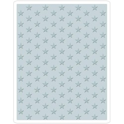 Tim Holtz Embossing FOLDER TINY STARS