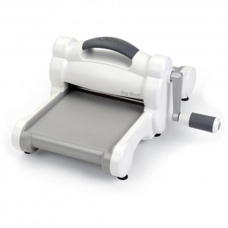 Sizzix Big Shot Machine white/ grey