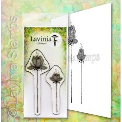 Lavinia Stamps LILIUM set