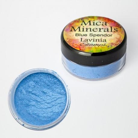 Lavinia Mica Minerals – Blue Splendour