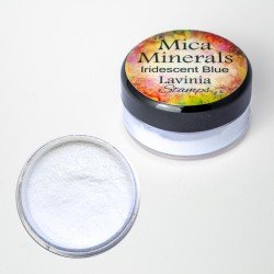 Lavinia Mica Minerals – Iridescent Blue