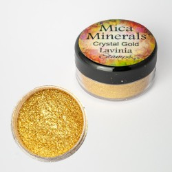 Lavinia Mica Minerals – Crystal Gold