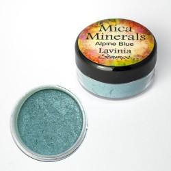 Lavinia Mica Minerals – Alpine blue