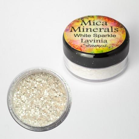 Lavinia Mica Minerals – white Sparkle