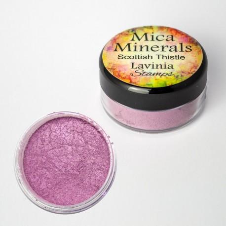Lavinia Mica Minerals – Scottish Thistle
