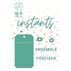 HA-PI LITTLE FOX DIES - INSTANTS PRECIEUX