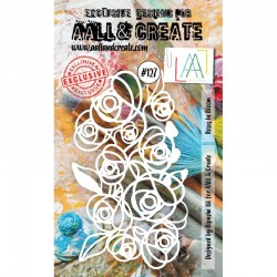 AALL AND CREATE STENCIL - 127