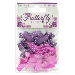 DOVECRAFT BUTTERFLY KISSES - MINI BOWS