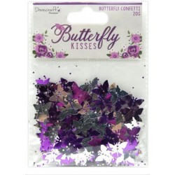 DOVECRAFT BUTTERFLY KISSES - CONFETTI
