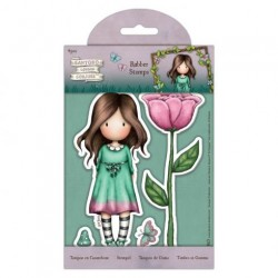 GORJUSS RUBBER STAMPS THUMBELINA