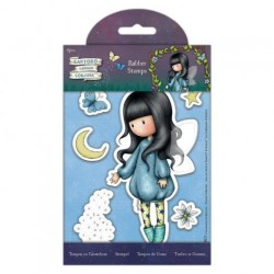 GORJUSS RUBBER STAMPS BUBBLE FAIRY