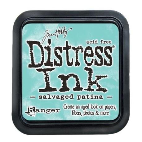 DISTRESS INK SALVAGED PATINA