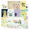 FLORILEGES DESIGN KIT IMPRIMES, 30,5 x 30,5 cm DOLCE VITA