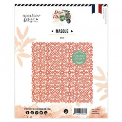 FLORILEGES DESIGN MASQUE ORNEMENT DOLCE VITA