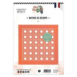 FLORILEGES DESIGN Outils De Découpe CANNAGE - DOLCE VITA