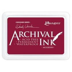 RANGER ARCHIVAL INK MULBERRY Wendy Vecchi