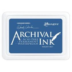 RANGER ARCHIVAL INK NIGHT SKY Wendy Vecchi