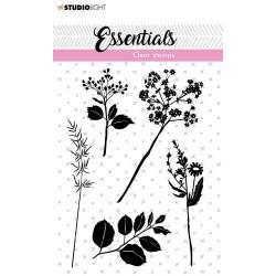 Studio Light Clear Stamp Flowers/leaves Essentials nr.22