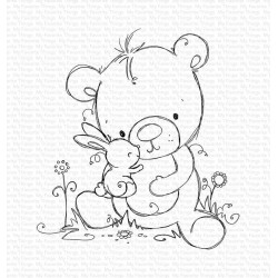 MFT CUTENESS OVERLOAD CLEAR STAMPS