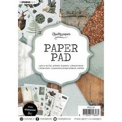 Studio Light Paper Pad A5 CHRISTMAS 36 Sheets nr.153 PPSL153