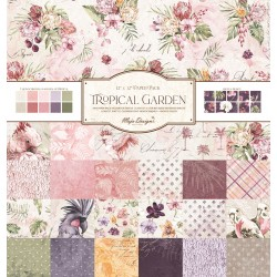 MAJA DESIGN Tropical Garden - 12x12 Collection Pack