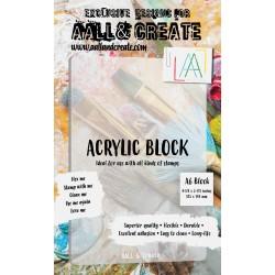 AALL & CREATE - ACRYLIC BLOCK A6