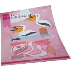 MARIANNE DESIGN COLLECTABLES ELINES PELICAN