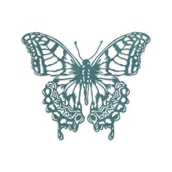 SIZZIX THINLITS PERSPECTIVE BUTTERFLY