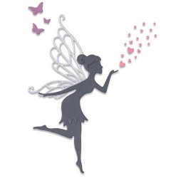 SIZZIX THINLITS FAIRY WISHES