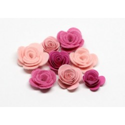 My favourite Things :DIES MINI ROLLED ROSES