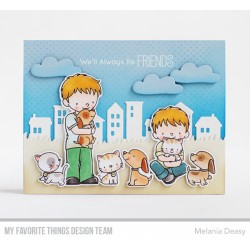 My favorite Things :LITTLE BUDDIES clear stamps