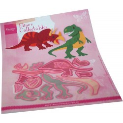 MARIANNE DESIGN COLLECTABLES ELINES DINOSAURS