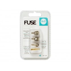 WE R MEMORY KEEPERS embouts pour FUSE TOOL