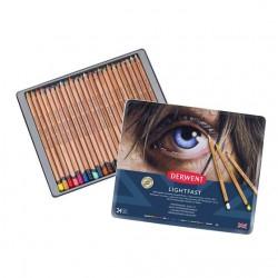 DERWENT LIGHTFAST crayons
