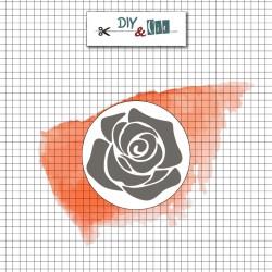 DIY - SCEAU EN LAITON - ROSE