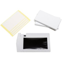 SILHOUETTE MINT Stamp Sheets 45x90mm