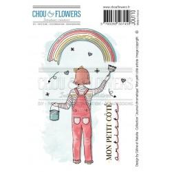 CHOU & FLOWERS EZ CLING MON PETIT COTé ARTISTE - JOURNAL CHROMATIQUE